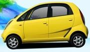 Tata tente de booster les ventes de la Nano