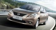 Nissan Sunny : soleil global