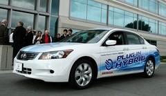Honda travaille sur une Accord hybride rechargeable