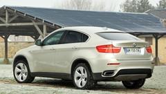 Elles ont marqué 2010, la plus techno : BMW X6