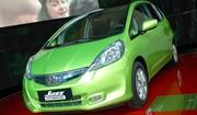 Honda dévoile les tarifs de la Jazz hybride : A partir de 18 900 euros