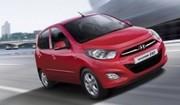 Du nouveau pour la Hyundai i10