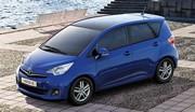 La Toyota Verso S met l'accent sur le prix et les motorisations