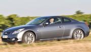 Essai Infiniti G37 S coupé : La nouvelle star