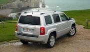 Essai Jeep Patriot 2.2 : Un diesel plus performant