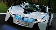 BMW Vision EfficientDynamics : elle s'appellerait i8