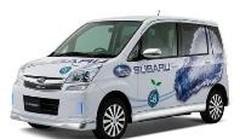Fin de carrière pour la Stella EV de Subaru