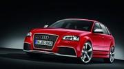 Audi RS3 Sportback : les tarifs