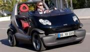 Smart Roadster : et si Mercedes remettait ça ?