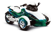 Can-Am Spyder, l'hybride en préparation