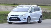 Ford : nouvelles options et motorisations sur les Mondeo, S-Max et Galaxy