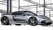 Porsche 918 Coupé : Un toit pour Detroit