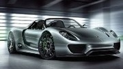 Quelle 918 pour Porsche à Detroit ?
