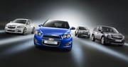 2010 : un bon cru pour Chevrolet : La marque se hisse au 17ème rang en France