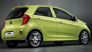 Kia Picanto 2 : Place aux angles