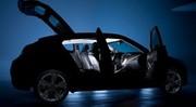 Hyundai Veloster : une étonnante carrosserie asymétrique