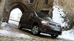 Essai Volkswagen Caddy Bluemotion 1.6 TDI 102 ch : Chirurgie esthétique pour ludospace
