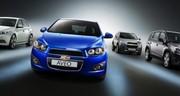 Chevrolet : Une bonne année 2010, une grande année 2011
