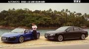 Emission Automoto : Peugeot 207 Envy, Audi R8 et A8, Citroën DS3 R3