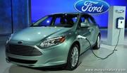 La version électrique de la Ford Focus est arrivée, tous les détails!