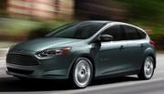 Ford Focus Electric et C-Max Hybrid