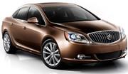 Buick Verano : nouvelle berline compacte