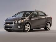 Chevrolet Sonic, en 4 ou 5 portes et en version Z