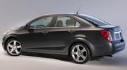 Chevrolet Sonic : Un ton au-dessus