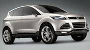 Concept Ford Vertrek : L'avenir du Kuga ?