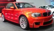 La BMW Série 1 M Coupé rugit à Detroit