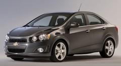 Chevrolet Sonic : voiture mondiale