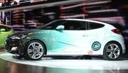 Hyundai fait étal de ses ambitions avec son coupé Veloster