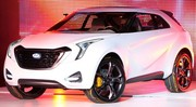 Hyundai Curb Concept : Serpent de mer à la coréenne