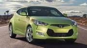 Hyundai Veloster : un sympathique modèle