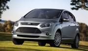 Le Ford C-Max devient hybride à Détroit
