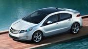 Chevrolet Volt : voiture américaine de l'Année 2011 !