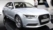 Première présentation de l'Audi A6 hybride
