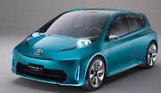 Toyota Prius C Concept, la petite de la famille