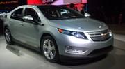 La Chevrolet Volt élue voiture de l'année aux USA : Elle devance la Leaf
