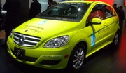 Mercedes va lancer une tournée sur le thème de l'hydrogène : 14 pays visités avec la Classe B F-Cell
