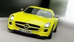 Mercedes SLS AMG E-Cell : feu vert pour la production