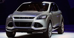 Ford Vertrek Concept, un aperçu du prochain Ford Kuga