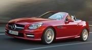 Un moteur diesel dans le nouveau roadster Mercedes SLK