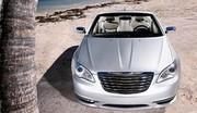 Chrysler 200 Cabriolet, appelez-la Lancia en Europe