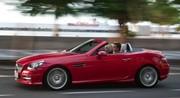 Mercedes SLK 3 : Un petit goût de SLS