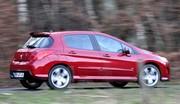 Essai Peugeot 308 GTi : rebelle résignée