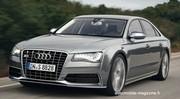 Future Audi S8 : Limousine en survêtement
