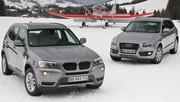Essai : Le nouveau BMW X3 affronte l'Audi Q5