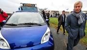 Bolloré lance une nouvelle usine de batteries pour véhicules électriques