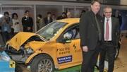 La Volvo électrique résiste aux accidents